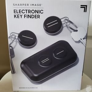 Electronic key finder